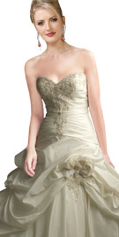 Puffy Full Skirted Ball Gown | Ball Dresses