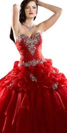 Sparkly Full Skirted Ball Dress | Ball Dresses