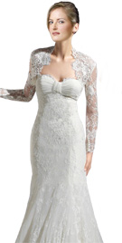 Classic Strapless Bridal Dress | Bridal Dresses
