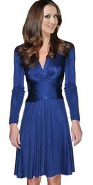 Kate Middleton Inspired Short Evening Dress