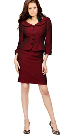 Ladies Office Wear | Womens Office Skirt Suit