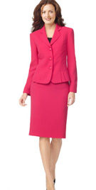 Womens Jacket Skirt Set | Office Jacket Skirt Suit