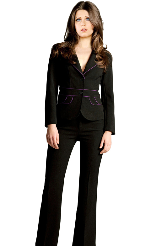Innovative Misty Lane 13539 Womens Formal Evening Duster Jacket Pant Suit Sizes