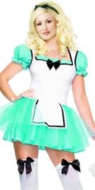 Sensual Maid Halloween Dress | Woman Halloween Dresses