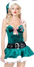 Santa Halloween Outfit | Buy Halloween Dresses