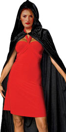Draped Halloween Dress
