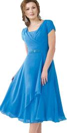 Graceful Memorial Day Dress