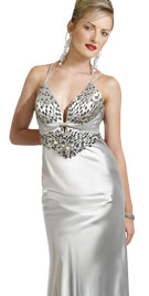 Floor Length New Eve Gown