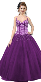 Buy Purple prom dress at Onlygowns.com