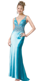 Stylish Mermaid Prom Gown