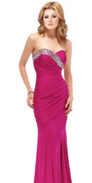Sweetheart Neckline Prom Gown   2010 Prom Dresses