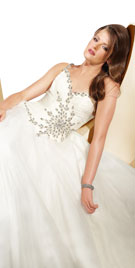 Single Shoulder Prom Gown   Prom Dresses