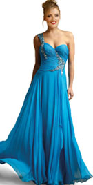 Buy Eternal One Shoulder Prom Gown