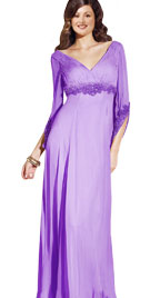 Trendy Ladies Floor Length Gown