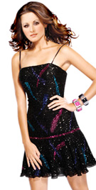 Fabulously Beaded Sweet Summer Dress