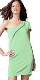 Beautiful One Shouldered Short Dress